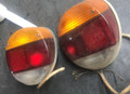 LEFT AND RIGHT TAIL LIGHT ASSEMBLY OEM USED