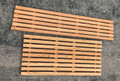 DUCK BOARDS REAR DECK LONG STYLE OAK HARDWOOD NON COATED TIGHT STYLE