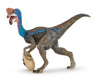 Oviraptor (Blue 2017 version) by Papo