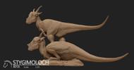 Stygimoloch Resin Kit by Black Horse