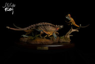 Pinacosaurus Resin Kit by Musee Studio