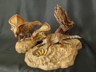 Protoceratops Resin Kit by MO Models