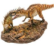 Chungkingosaurus vs Yangchuanosaurus by PNSO