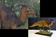Parasaurolophus Resin Kit by Foulkes