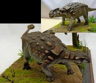 Ankylosaurus Resin Kit by Foulkes