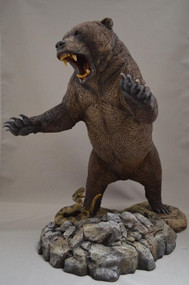 Cave Bear Resin Kit by Sean Cooper