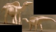 Ouranosaurus Resin Kit by Salas