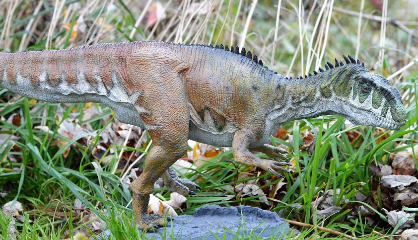 Yangchuanosaurus Resin Kit by Dinosaur Dungeon - Dan's ...