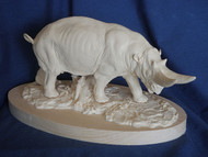 Arsinoitherium Resin Kit by Paleocraft