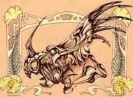 Styracosaurus by Richard