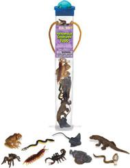 Venomous Creatures Toob by Safari