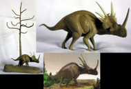 Styracosaurus Resin Kit by Rader