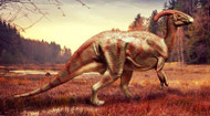 "Parasaurolophus ""Classic"" by Foulkes"