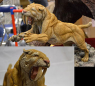 Smilodon Vinyl Kit by Sean Cooper