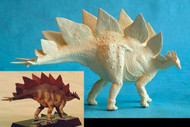 Stegosaurus 1:35 Resin Kit by Dan LoRusso