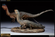 Dilophosaurus Maquette by Sideshow