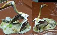 Quetzalcoatlus Resin Kit by Foulkes