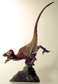 Deinonychus Resin Kit by Creativebeast