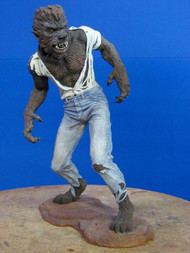 Wolfman Finished Model by McVey