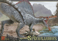 Spinosaurus and Xiphactinus Vinyl Kit by Pegasus