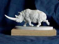 Woolly Rhinoceras Resin Kit by Sean Cooper