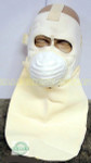 GENUINE US MILITARY ISSUE Cold Weather WHITE ECW MASK NEW IN BAG ONESIZE FITS ALL