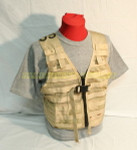 MOLLE II FIGHTING LOAD CARRIER FLC VEST DESERT NEW / LIKE NEW CONDITION