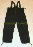 POLARTEC Classic 200 BIB OVERALLS FLEECE SKI SNOW PANTS NWT