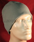 GENUINE U.S. MILITARY ISSUE Polartec 100 Foliage Green Fleece Hat NEW / LIKE NEW CONDITION