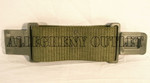 GENUINE U.S. MILITARY ISSUE LBV LC-1 Web Pistol Utility Equipment Belt Extender 6in VERY GOOD CONDITION