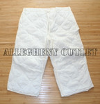 US MILITARY SNOW CAMO M-65 M65 Field Pant Liner RARE SMALL / SHORT & REGULAR NEW / UNISSUED