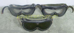 LOT OF (3)THREE US MILITARY Ballistic SUN, WIND, DUST Safety Goggles GOOD CONDITION