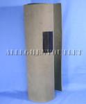 (2) TWO USGI Military Sleeping Mat Foam Pad GOOD TO FAIR CONDITION
