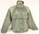 GENUINE U.S. MILITARY ISSUE Polartec / Peckham Gen III ECWCS Polar Fleece Jacket VERY GOOD CONDITION MEDIUM REGULAR FOLIAGE