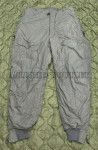 GENUINE U.S. MILITARY ISSUE USAF Extreme Cold Weather F-1B ECW TROUSERS EXCELLENT USED CONDITION