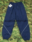 Military Army IPFU PT PHYSICAL FITNESS PANTS Windbreakers Jogging BLUE 4XL XXXXL NEW