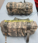 NEW Lot of 2 MOLLE II Waist Pack Butt/Fanny Hip Bag ACU US Military