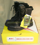 NEW Belleville Wellco Military Waterproof Black Combat Goretex Boots SZ 1-15
