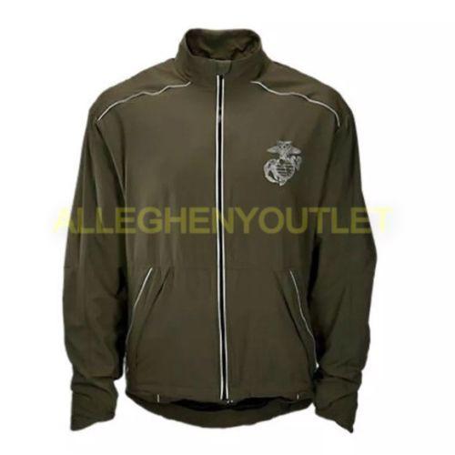 USMC New Balance PT Running Suit Jacket