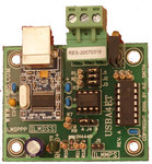 USBA4ET - USB to RS485 Bidirectional Serial Converter