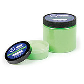 Green Fluorescent Print Powder, 16oz