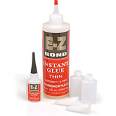 Liquid Cyanoacrylate Glue, 16oz