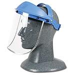 Chemical Splash Face Shield