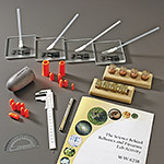 Lab Activity Kit: Science Behind Ballistics and Firearms
