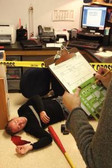 Lab Activity Kit: Documenting A Crime Scene
