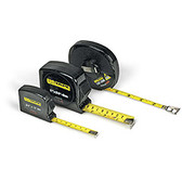 "Tape Measure, Standard, 0.75"" x 12'"