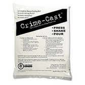 Crime-Cast Plaster Casting Mixture