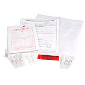 Gunshot Residue (GSR) Collection Kit for Atomic Absorption AA Analysis