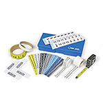 Lightning Powder Crime Scene Photo Documentation Kit, Compact