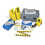 Lightning Powder Crime Scene Photo Documentation Kit, Master